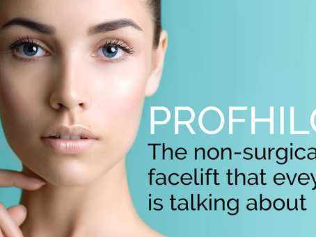 Everyone is taking about the Profhilo Glow!