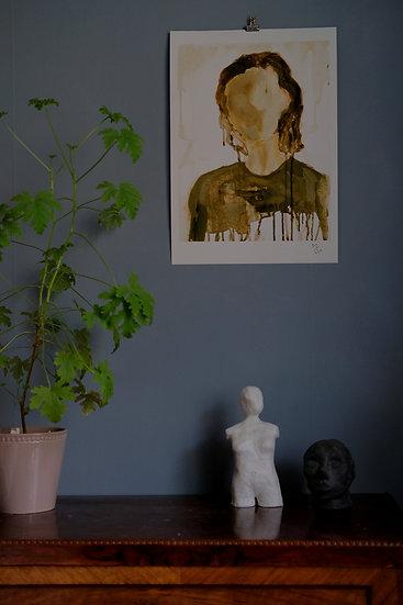 """Fine art print """"Camilla"""""""