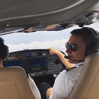 術科飛行訓練