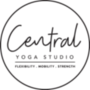 Central Yoga Studio Logo