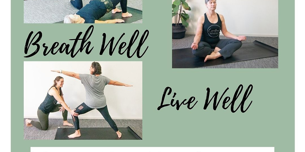 Yoga for Beginners - Six Week Course