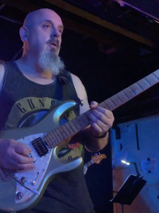 Nick Garmin - Guitars