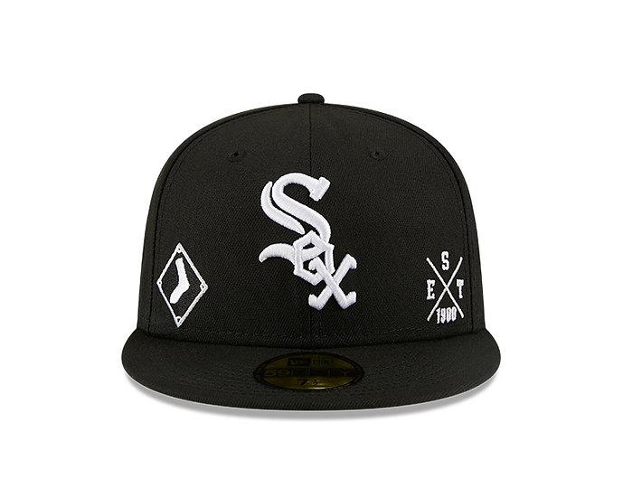 Chicago White Sox Multi Logo 59Fifty by New Era