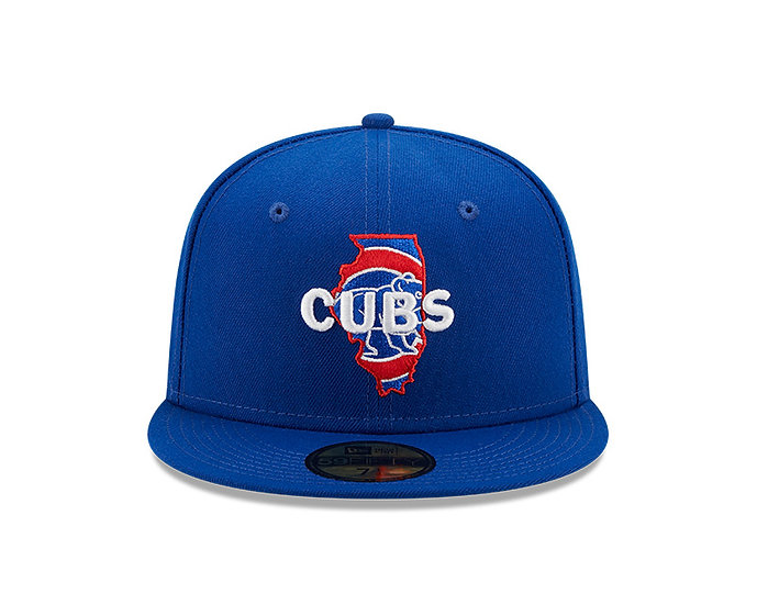 Chicago Cubs Local 59Fifty by New Era