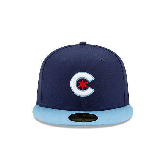 Chicago Cubs CityConnect On-field 59Fifty Cap by New Era