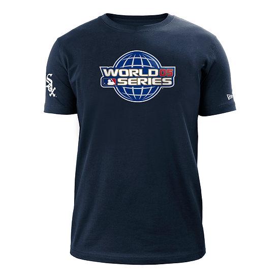 Chicago White Sox New Era 2005 World Series Inspired Navy T-shirt