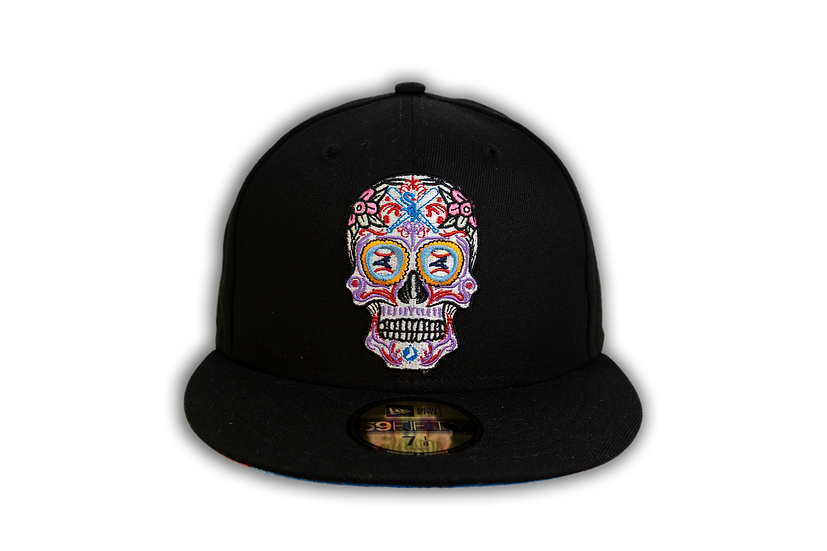 Chicago White Sox Exclusive Sugar Skull Serape 59Fifty