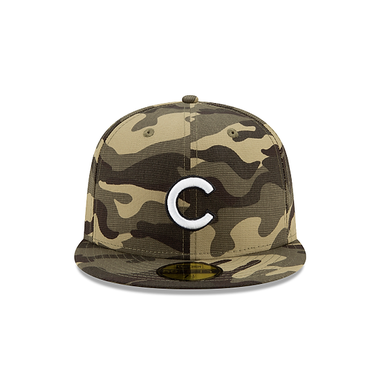 Chicago Cubs Armed Forces 59Fifty by New Era