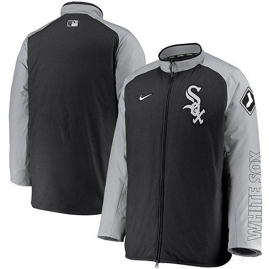 White Sox Nike Authentic Collection On Field Jacket