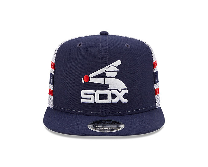 Chicago White Sox 1983 Mesh Back Trucker Stripe 9Fifty