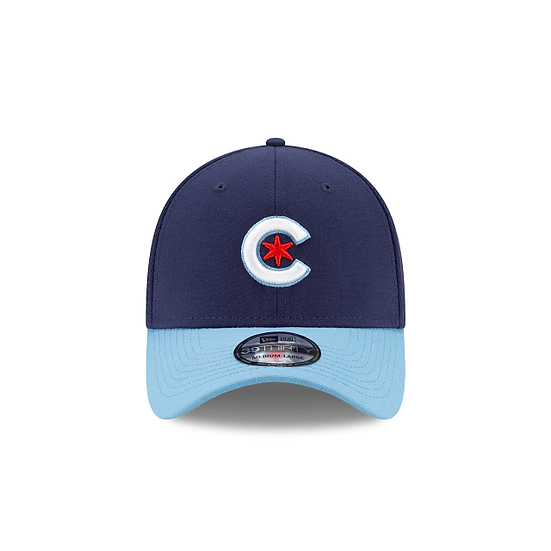 Chicago Cubs City Connect 39Thirty Cap by New Era