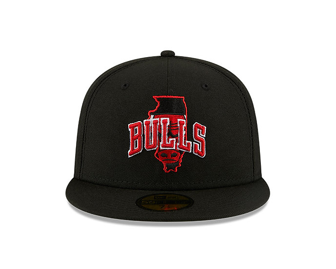 Chicago Bulls Local 59Fifty by New Era