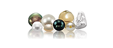Pearls used to make jewelry, come in many varieties which incude akoya, cultured seed, freshwater, tahitian, mabe, south sea, and imitation.