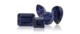 Iolite is a beautiful gemstone.  Its color range is violetish blue through slightly violetish blue.