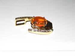 Opal & Diamond Slide