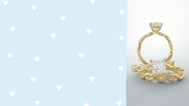 An Engagement Ring Signals His Love For You & That He Is Both Serious & Ready For The Next Step!