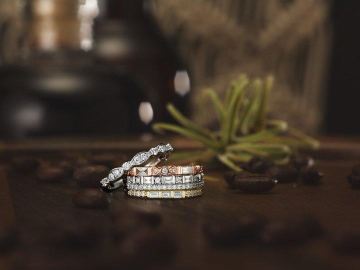 Anniversary & Eternity Rings