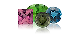 Tourmaline is a gemstone that comes in virtually every color.