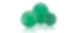Chrysoprase is a bright green gemstone.  It is cryptocrystalline quartz.