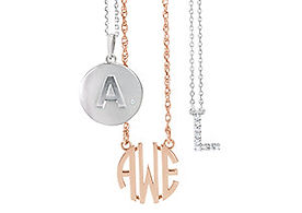 Personalized Jewelry - Necklaces