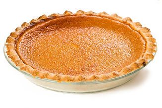 Sweet Potato Pie isolated on white.jpg