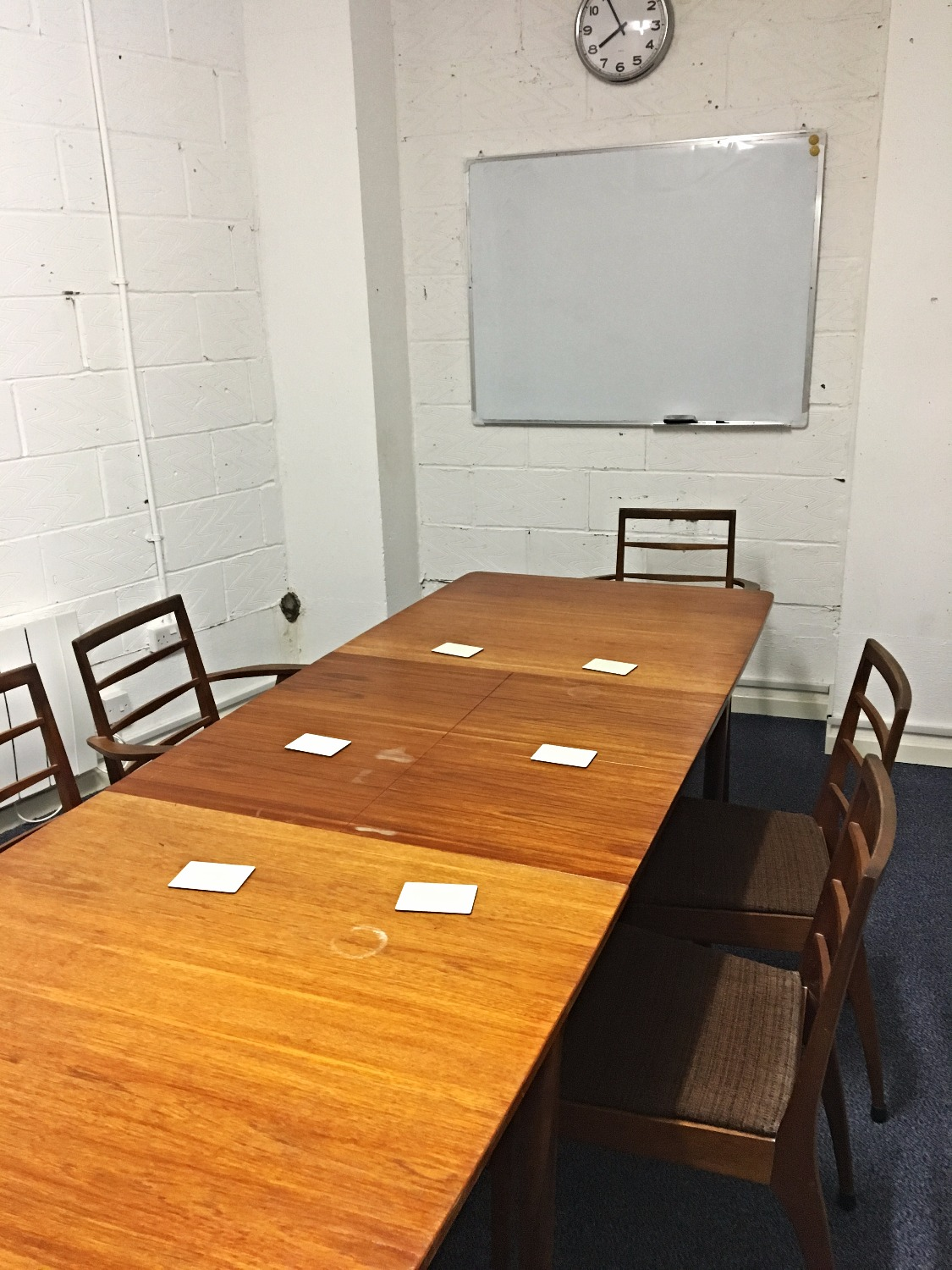 The Fold Space - Meeting Area 2