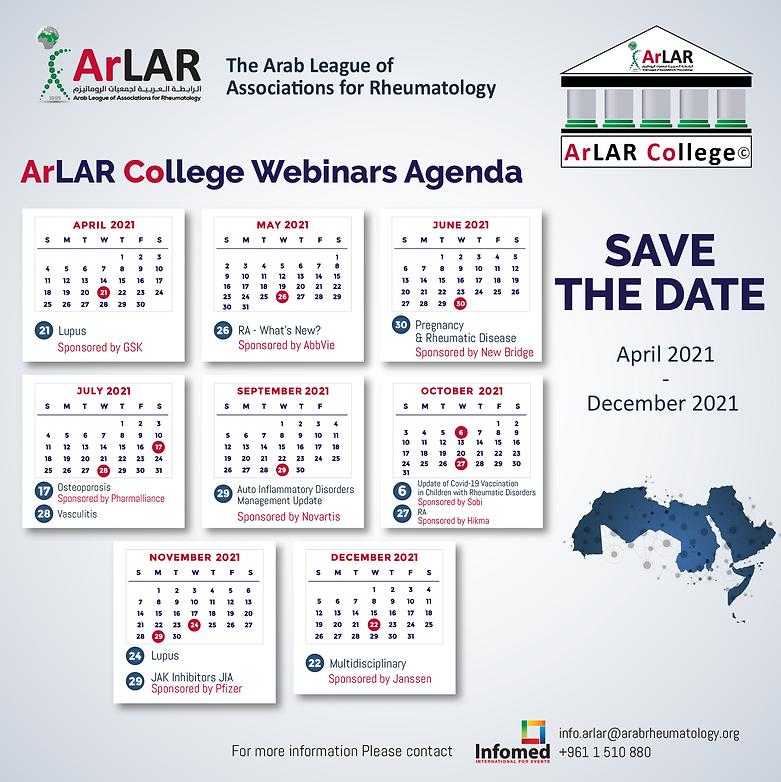 ArLAR College Webinars Agenda.png