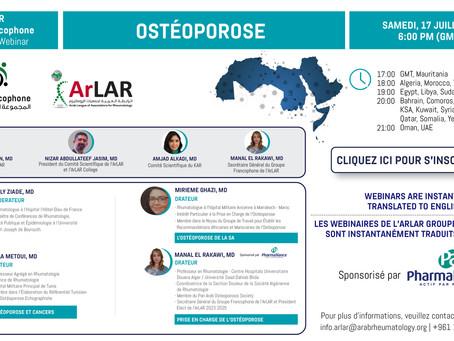 ArLAR Group Francophone