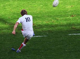 Coup de pied de rugby