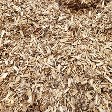Certified wood chips