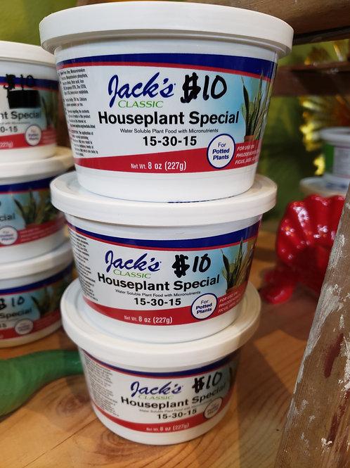 Jacks Houseplant special fertilizer 15-30-15