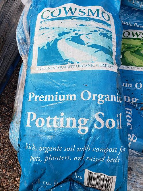 Cowsmo Potting soil 1.1cf