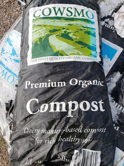 Cowsmo Compost 1.1cf