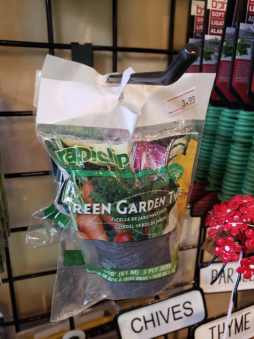 Garden Ties/Support