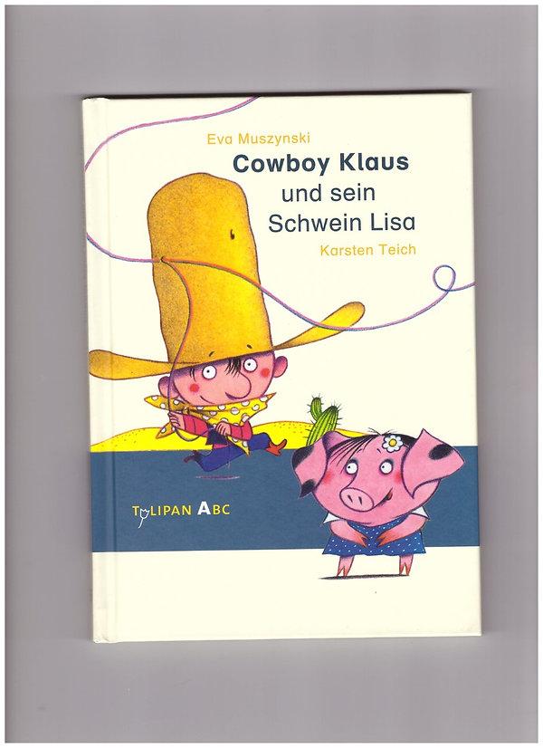 thumbnail_Cowboy Klaus und sein Schwein
