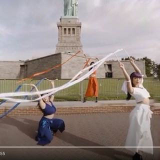 Global Citizen's Bamboo: A 360º Performance in New York City