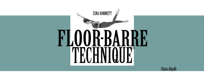 Zena Rommett Floor-Barre™