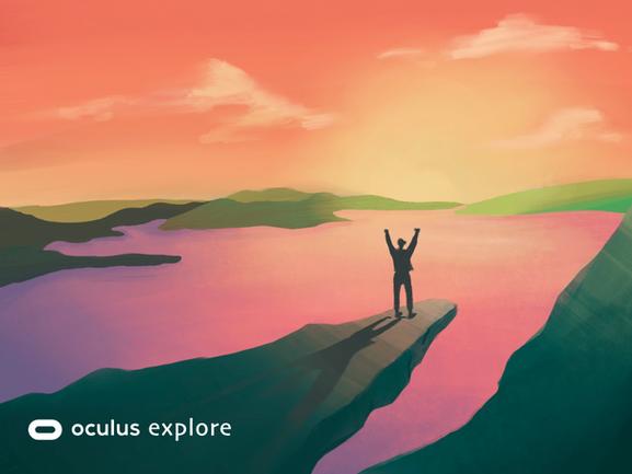 Oculus Explore