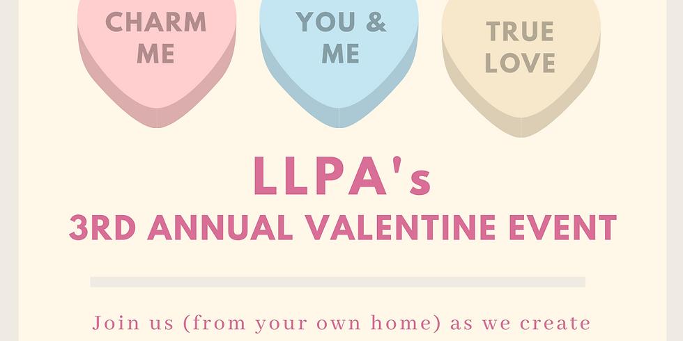 LLPA's 3rd Annual Valentine Event