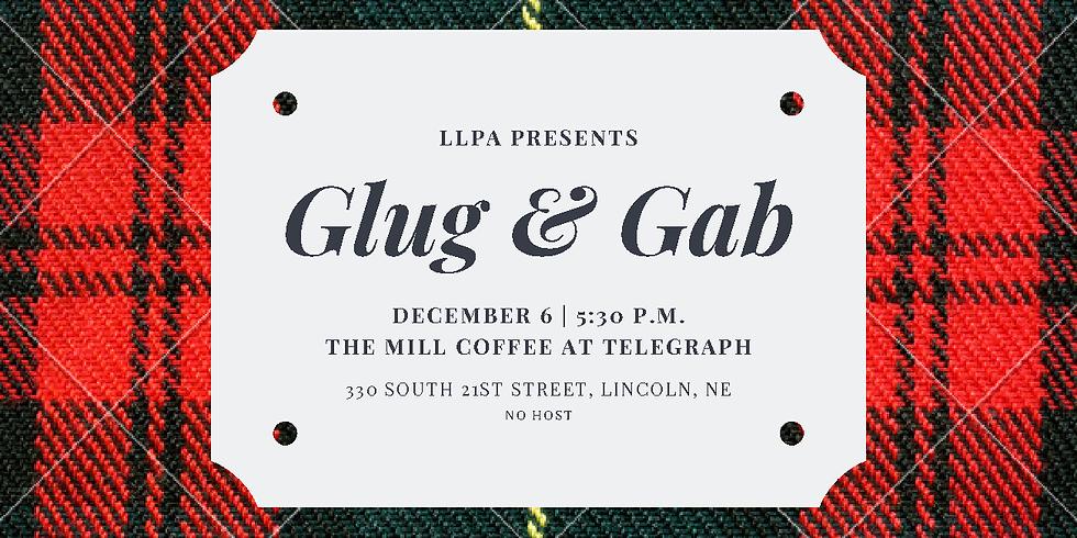 December Glug & Gab