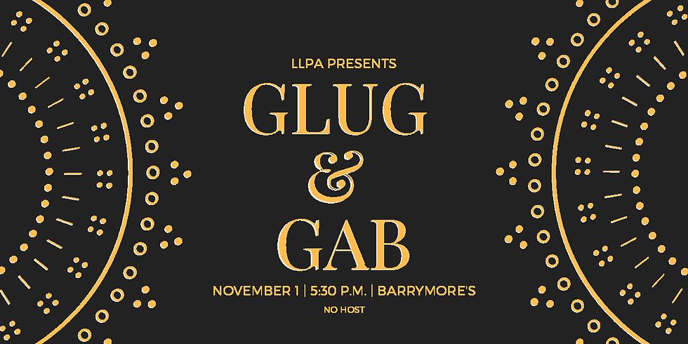 November Glug & Gab