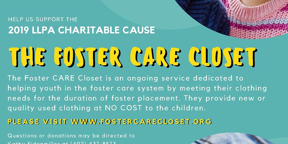 2019 LLPA Charitable Cause