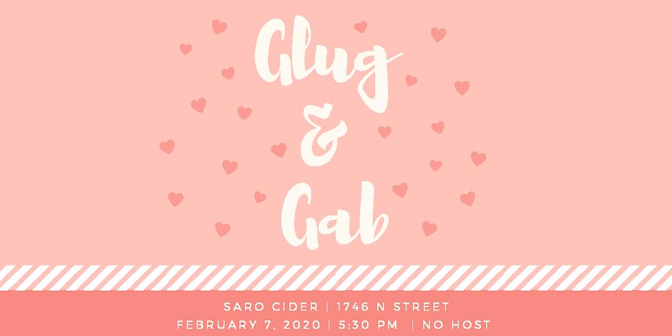 February Glug & Gab