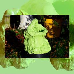 Planter Asteroid (Green)