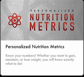 Nutrition Metrics