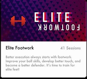 Elite Footwork