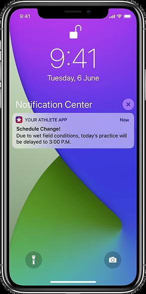 Lock Screen – Notification- Schedule@3x.