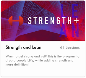 Strength and Lean