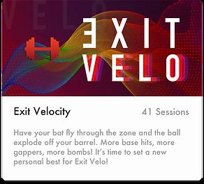 Softball - Exit Velo