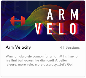 Softball - Arm Velo